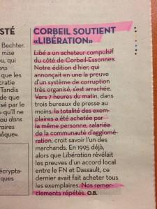 Dassault, bienfaiteur de Libé