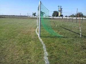 Quand un jardinier ivre trace les lignes d'un terrain de football