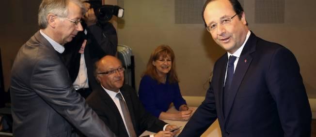 Hollande: un aller-retour à 15 000 euros pour aller voter