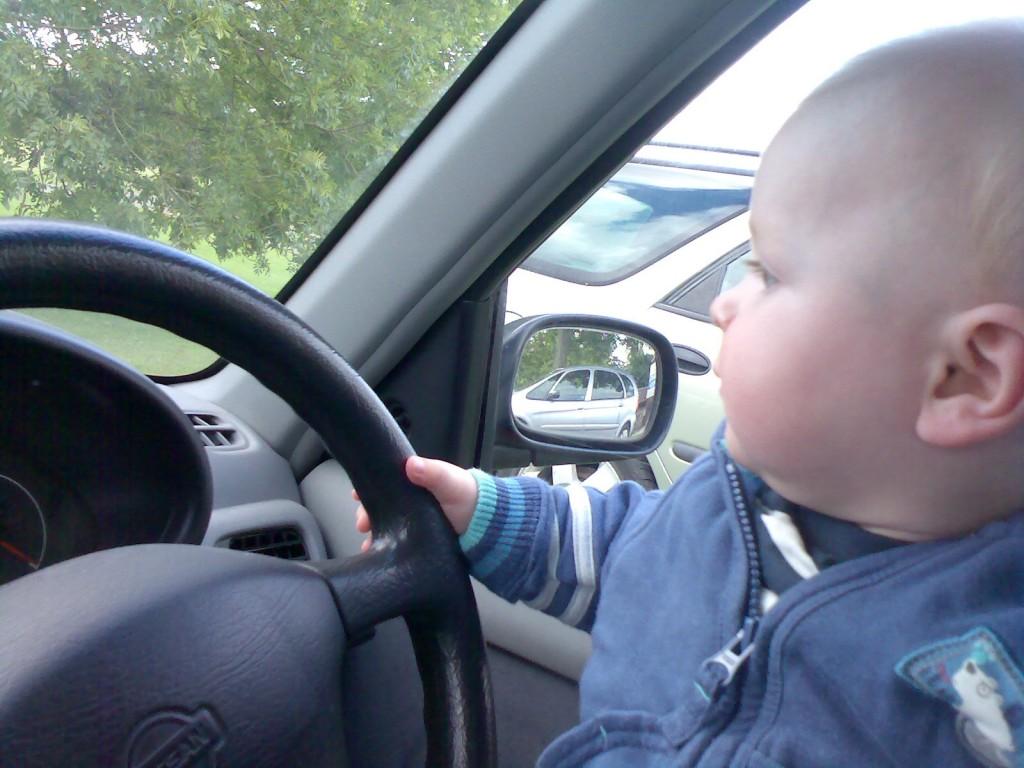 Il provoque un accident et accuse son fils de 3 ans d'avoir été au volant