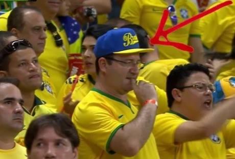François Hollande serait-il allé en douce voir la coupe du Monde?