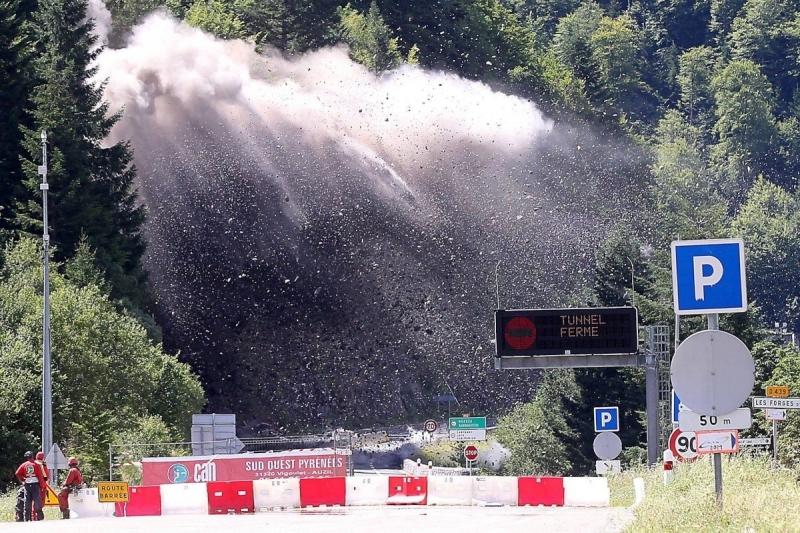 Cette photo a été prise dans les Pyrénées: découvrez ce qui s'est passé