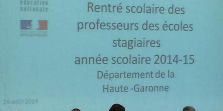 L'erreur très gênante de l'académie de Toulouse