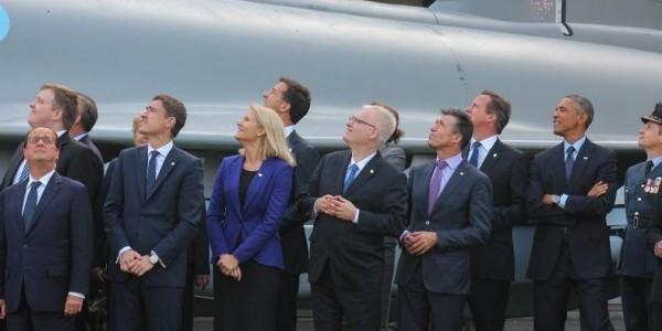 L'Otan a-t-elle fait exprès de se payer la tête de François Hollande?