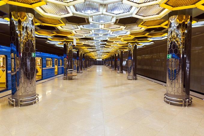 Iekaterinbourg, Russie