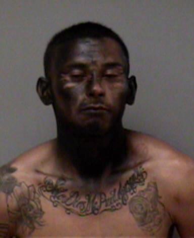 Il se déguise en noir pour échapper à la police… sans succès