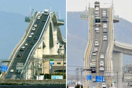 Le pont le plus effrayant du monde