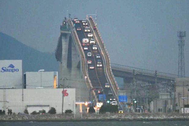 Ce pont est le plus effrayant du monde