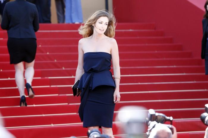 Julie Gayet refoulée d'une soirée au Festival de Cannes
