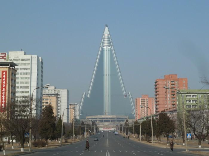 Il part en Erasmus en Corée du Nord