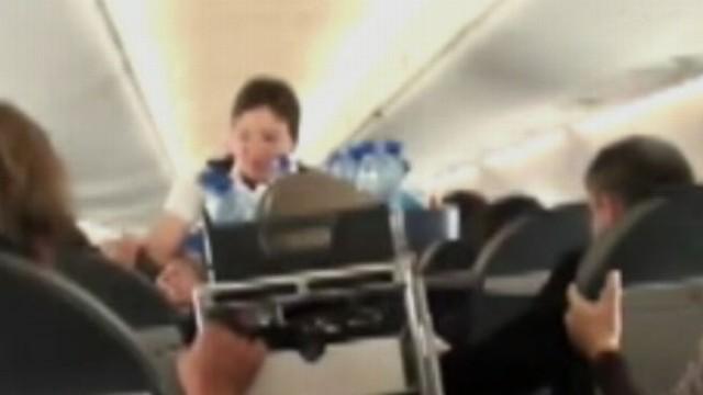 Voilà pourquoi il faut toujours garder sa ceinture attachée en avion