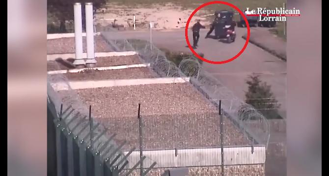 Ils jettent un colis dans la prison mais deux policiers guettaient…
