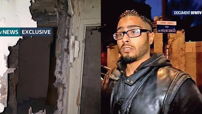 Jawad aura du mal à accueillir des gens chez lui dans son appart après l'assaut du RAID