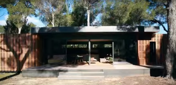 Une maison écolo, moderne, à moins de 38.000€ et construite en 4 jours