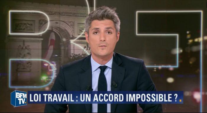 Un proche de Valls envoie un SMS furieux à un présentateur de BFM… qui lui répond en direct
