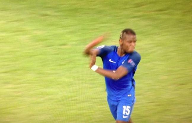 Le bras d'honneur de Paul Pogba censuré par Bein Sport