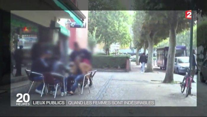 France: des cafés où les femmes sont indésirables