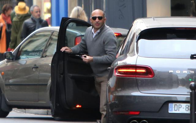 Thomas Fabius menace un grutier qui embarquait sa Porsche