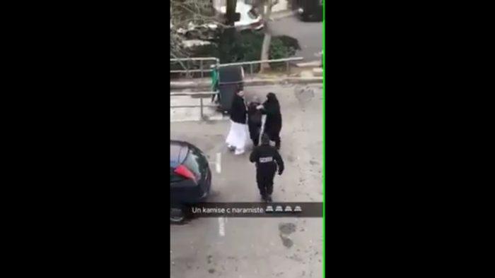 Marseille: des policiers s'habillent en musulmans pour interpeller des dealers