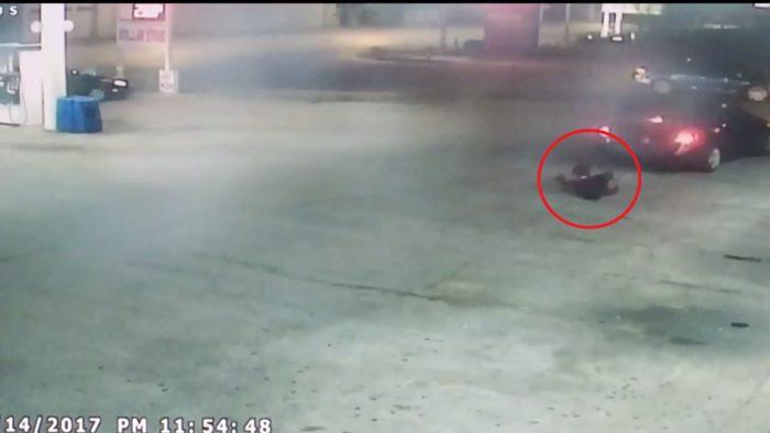 Vidéo: Kidnappée, elle parvient à s'échapper du coffre