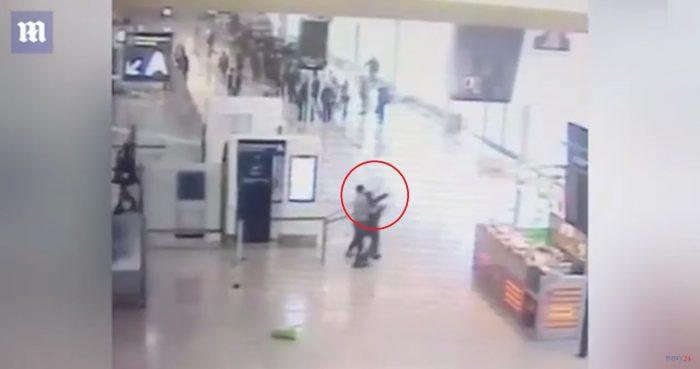 La vidéo de l'attaque terroriste d'Orly