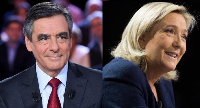 François Fillon et Marine Le Pen seraient qualifiés au second tour selon Filteris et un chercheur au CNRS