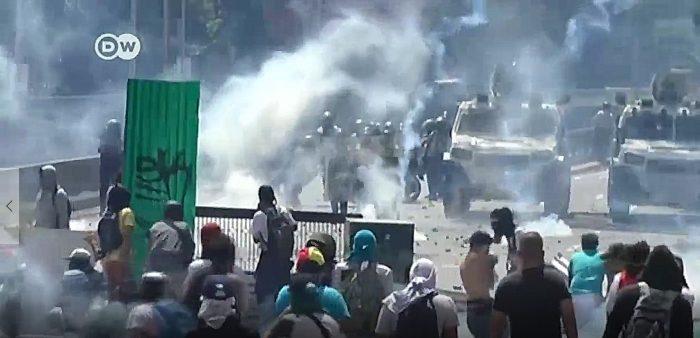 Voilà le résultat de la politique défendue par Mélenchon au Vénézuela