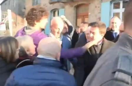Manuel Valls sera opposé à son gifleur, Dieudonné et Francis Lalanne aux législatives