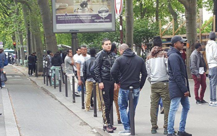 Le quartier Chapelle-Pajol à Paris interdit aux femmes par les islamistes