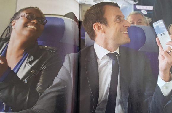 «Yes, la meuf est dead», la chargée de Com' de Macron à propos de Simone Veil