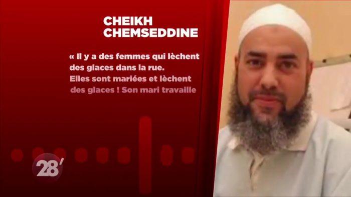 «Les femmes ne doivent pas lécher des glaces» selon ce télévangéliste musulman