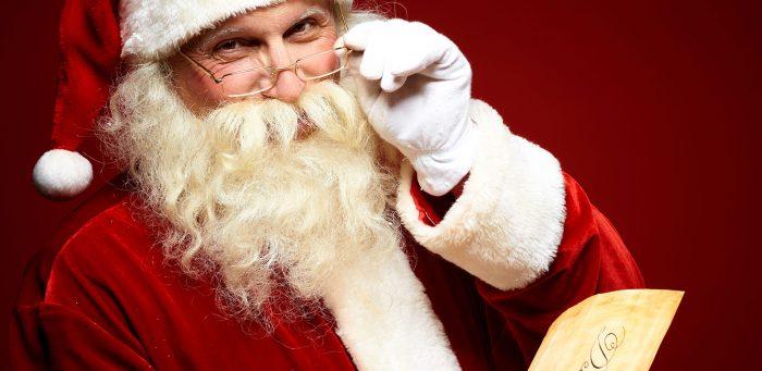 Un Père Noël pervers et méchant sévirait à Pontivy dans le Morbihan