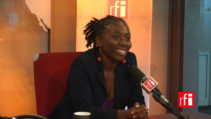 Danièle Obono défend les ateliers interdits aux blancs