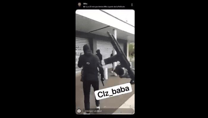Des « jeunes » surarmés terrorisent les rues de Dijon