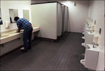 Licencié pour être allé aux toilettes