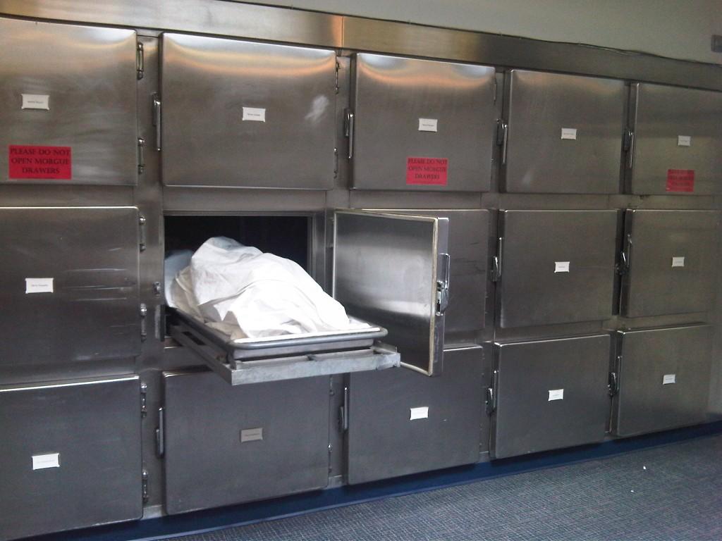 Une nonagénaire sur le point d'être incinérée se réveille à la morgue