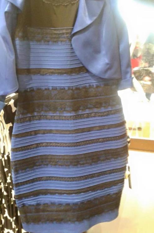 Personne ne voit cette robe de la même couleur: la photo qui affole le web