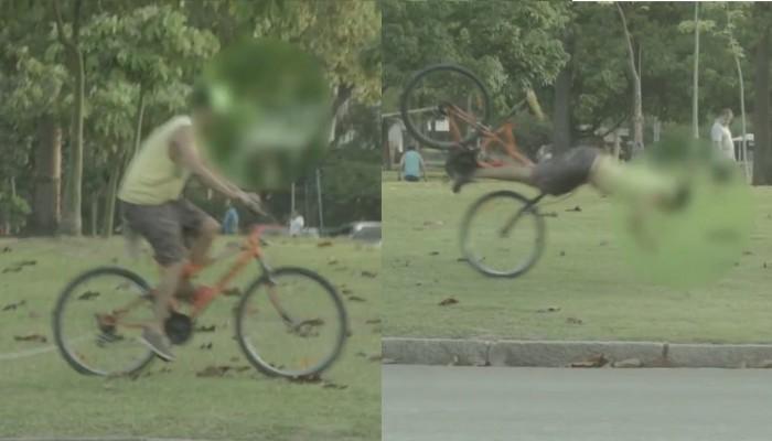 Ils ont trouvé un superbe moyen de piéger des voleurs de vélo