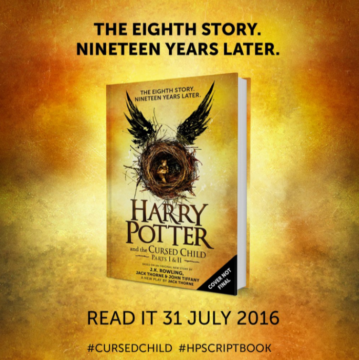 J.K Rowling annonce la sortie d'un nouveau livre de la saga Harry Potter cette année