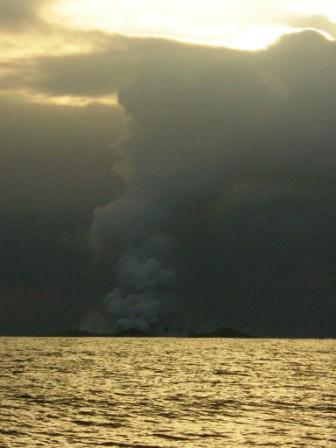 Une énorme tornade frappe Venise