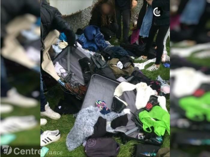 En route pour l'Angleterre, le car de lycéens se fait dévaliser à Calais