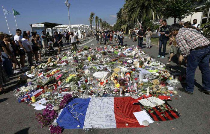 La justice demande d'effacer les images de vidéosurveillance de Nice