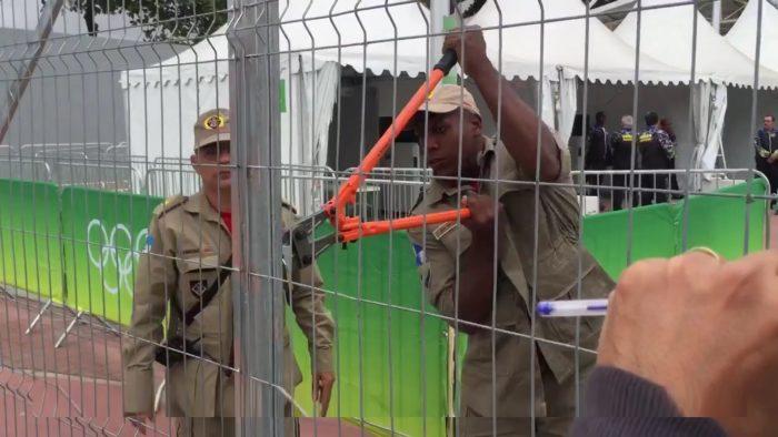Ils perdent les clés du Maracana la veille de la cérémonie d'ouverture