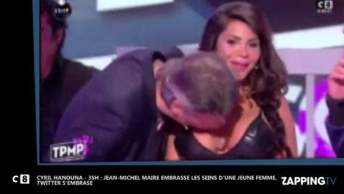 Jean-Michel Maire embrasse les seins d'une femme sans son consentement