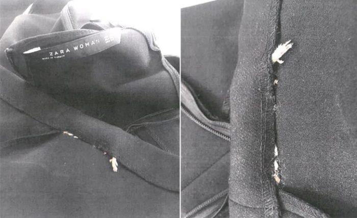Elle retrouve une souris morte dans la doublure de sa veste Zara
