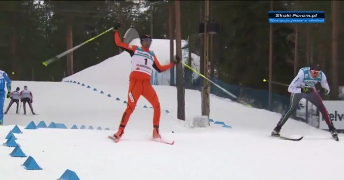 Quand un vénézuélien débutant se retrouve aux championnats du monde de ski de fond