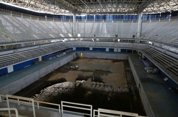 Voilà ce que sont devenues les installations des J.O de Rio 6 mois après